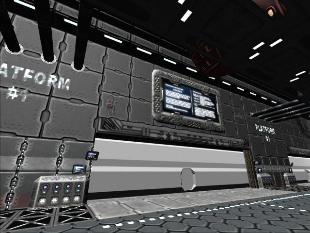 DMS : la gare BaseStation12