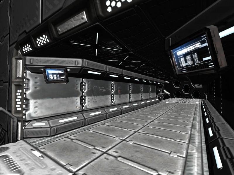 DMS : la gare BaseStation15